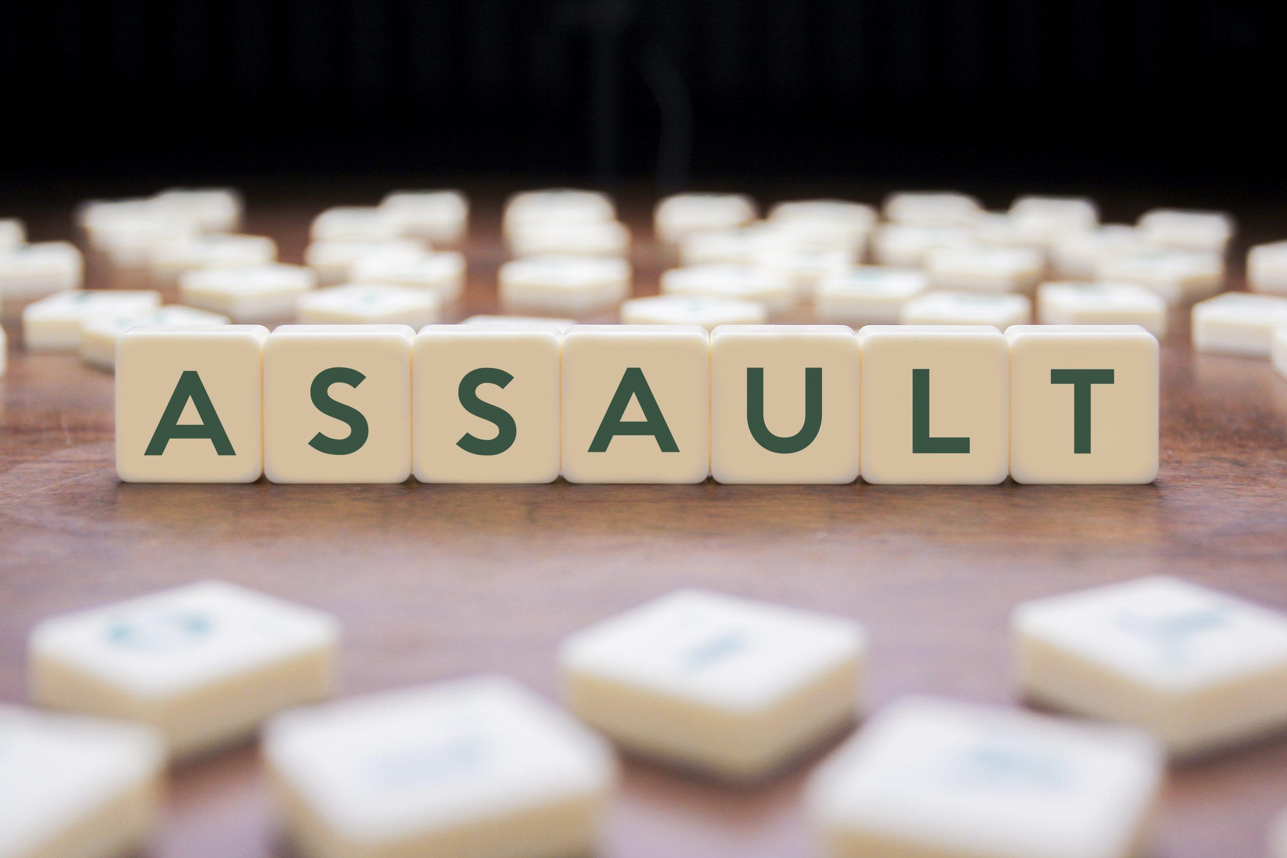 Assault & Violence Offences Criminal Solicitors